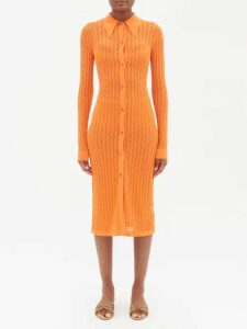 Moncler - Maglia Girocollo Cotton Sweatshirt - Womens - Black