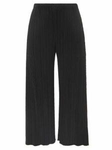 Raey - Fine-wool Trousers - Womens - Grey