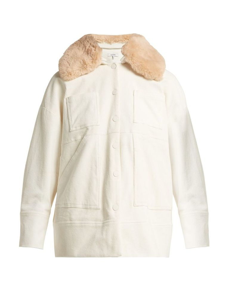 Ridgewood corduroy jacket