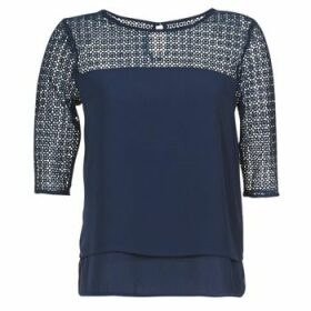 Betty London  JENAISSIN  women's Blouse in Blue