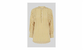 Silk Stripe Shirt
