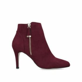 Womens Jennie Miss Kg Ankle Boot Wine Other Shoe Boots, 3.5 UK