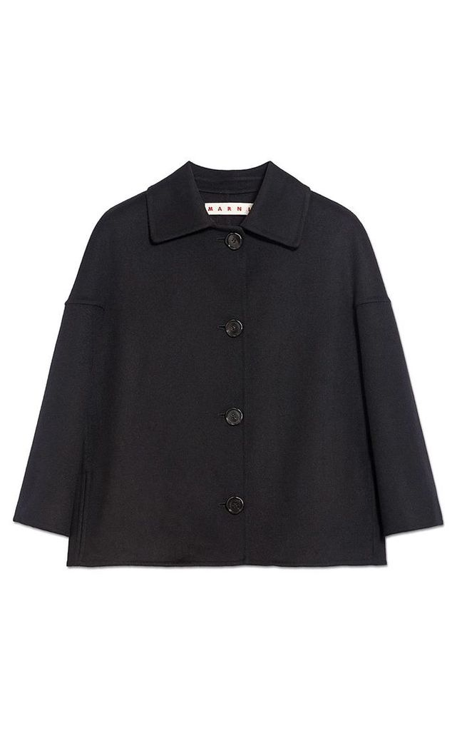 Marni Cashmere And Wool-blend Jacket
