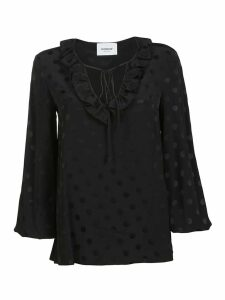 Dondup Polka Dot Blouse