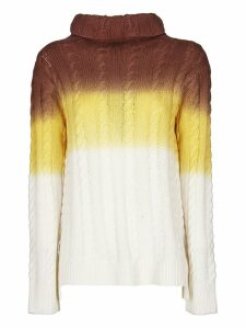 Sies Marjan Maren Printed Turtleneck Sweater