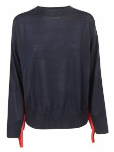 Sofie dHoore Lace Detailed Sweater