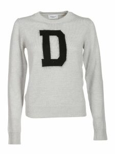 Dondup Knitted Slim-fit Sweater