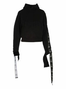 Vetements Vetements Tape Hoodie