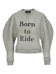D Squared Dsquared2 - Born To Ride Sweatshirt