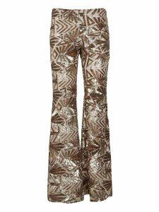 Parosh Sequin Trousers