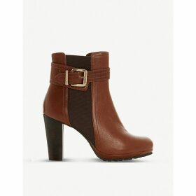 Scout leather ankle boots