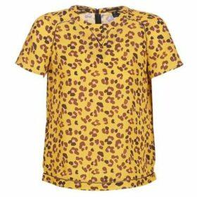 Maison Scotch  KLORKE  women's Blouse in Yellow