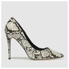 Schuh Natural Flirty High Heels