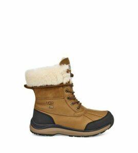UGG Adirondack Iii Waterproof Snow Boot Womens Boots Chestnut 9