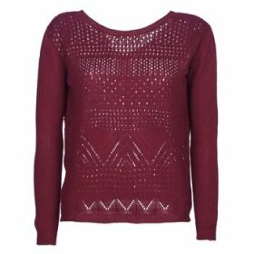 Betty London  JESKOI  women's Sweater in Bordeaux