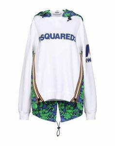 DSQUARED2 x K-WAY TOPWEAR Sweatshirts Women on YOOX.COM