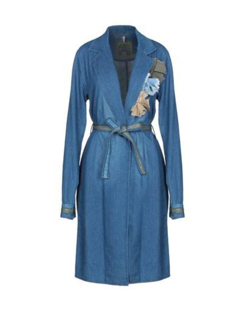 ALESSANDRA CHAMONIX DENIM Denim outerwear Women on YOOX.COM