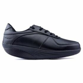 Mbt  REEM 17 LACE UP shoes  women's Shoes (Trainers) in Black