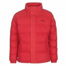 Schott  NEBRASKA  women's Jacket in Red