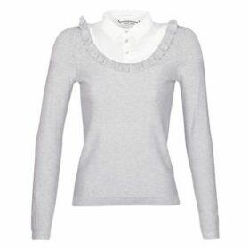 Naf Naf  NARO  women's Sweater in Grey