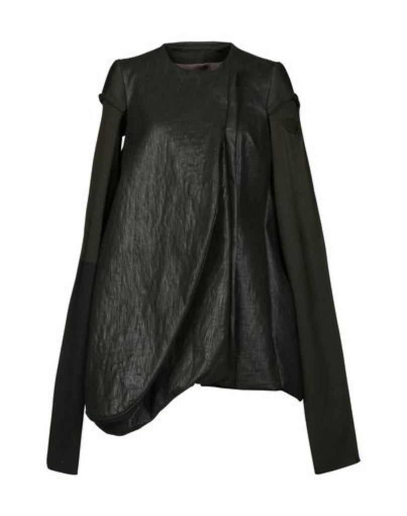 RICK OWENS DENIM Denim outerwear Women on YOOX.COM