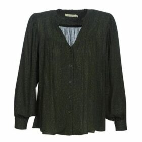 See U Soon  MASAYA  women's Blouse in Green