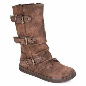 Blowfish Malibu  FLYNT  women's High Boots in Brown