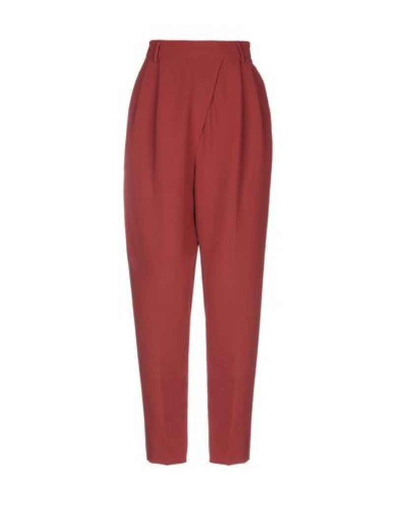 FUTURA TROUSERS Casual trousers Women on YOOX.COM