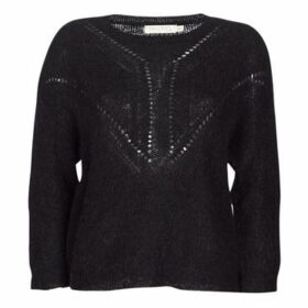 See U Soon  LENGAI  women's Sweater in Black