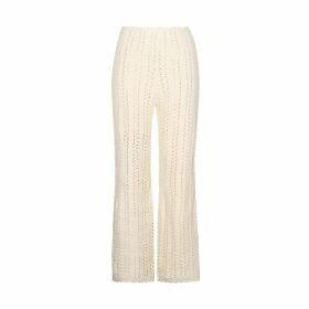 Klements - Frieda Dress In Bialowieza Forest Deep Mauve Print