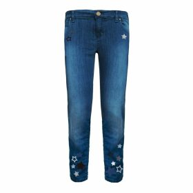 My Pair of Jeans - Kate Embroidered Boyfriend Jeans