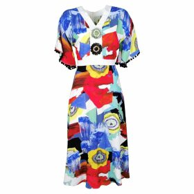 Hayley Menzies - Sunset Stripe Jumper