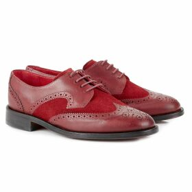 Texas and the Artichoke - Pineapple and Prawns Navy Silk Scarf