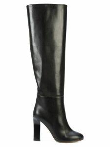 Victoria Beckham knee high boots - Black