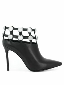 Alexander Wang studded ankle boots - Black