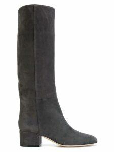 Sergio Rossi heeled boots - Grey