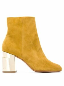 Clergerie Keyla boots - Yellow