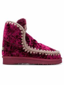 Mou Eskimo 18 boots - Pink
