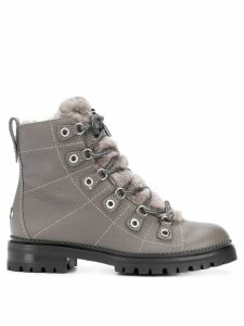 Jimmy Choo Hillary boots - Grey