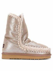 Mou Eskimo 21 boots - Neutrals