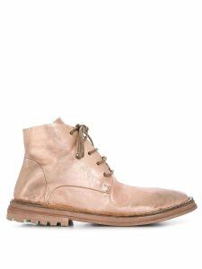 Marsèll Fungaccio boots - Pink