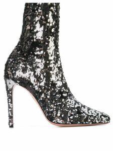 Aquazzura Costes boots - Grey