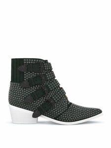 Toga Pulla Customisable AJ006 Michael boots - Green