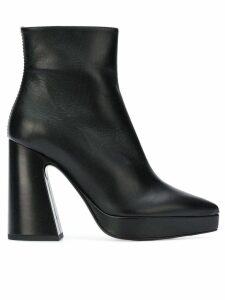 Proenza Schouler Platform Boots - Black
