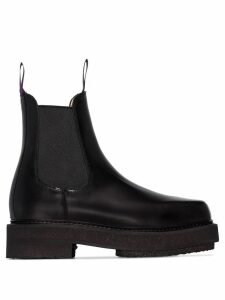 Eytys ortega chelsea boots - Black