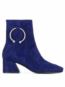 Dorateymur Nizip ankle boots - Blue