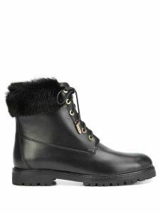 Aquazzura 'The Heilbrunner' boots - Black