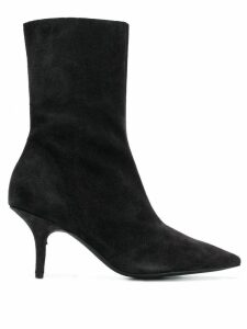 Yeezy stretch ankle boots - Black