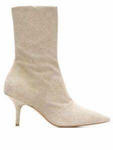 Yeezy Adidas Yeezy Season 6 ankle boots - Neutrals
