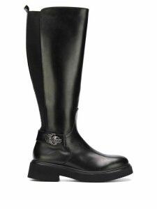 Baldinini mid-calf boots - Black
